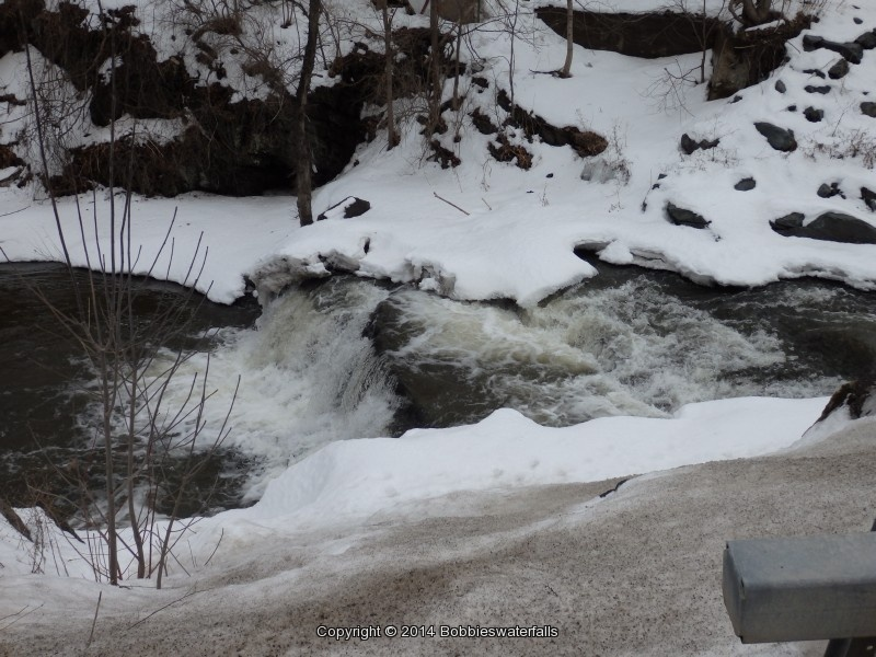 Wynants Kill Upper Falls Rensselaer County Eastern New York 2-23-2014_00003.JPG