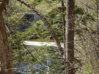 CADY BROOK falls on ONEIDA COUNTY CENTRAL NEW YORK 5-11-2014_00002.JPG