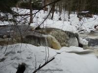 FISH CREEK falls on LEWIS COUNTY NORTHERN NEW YORK 1-19-2013_00004.JPG